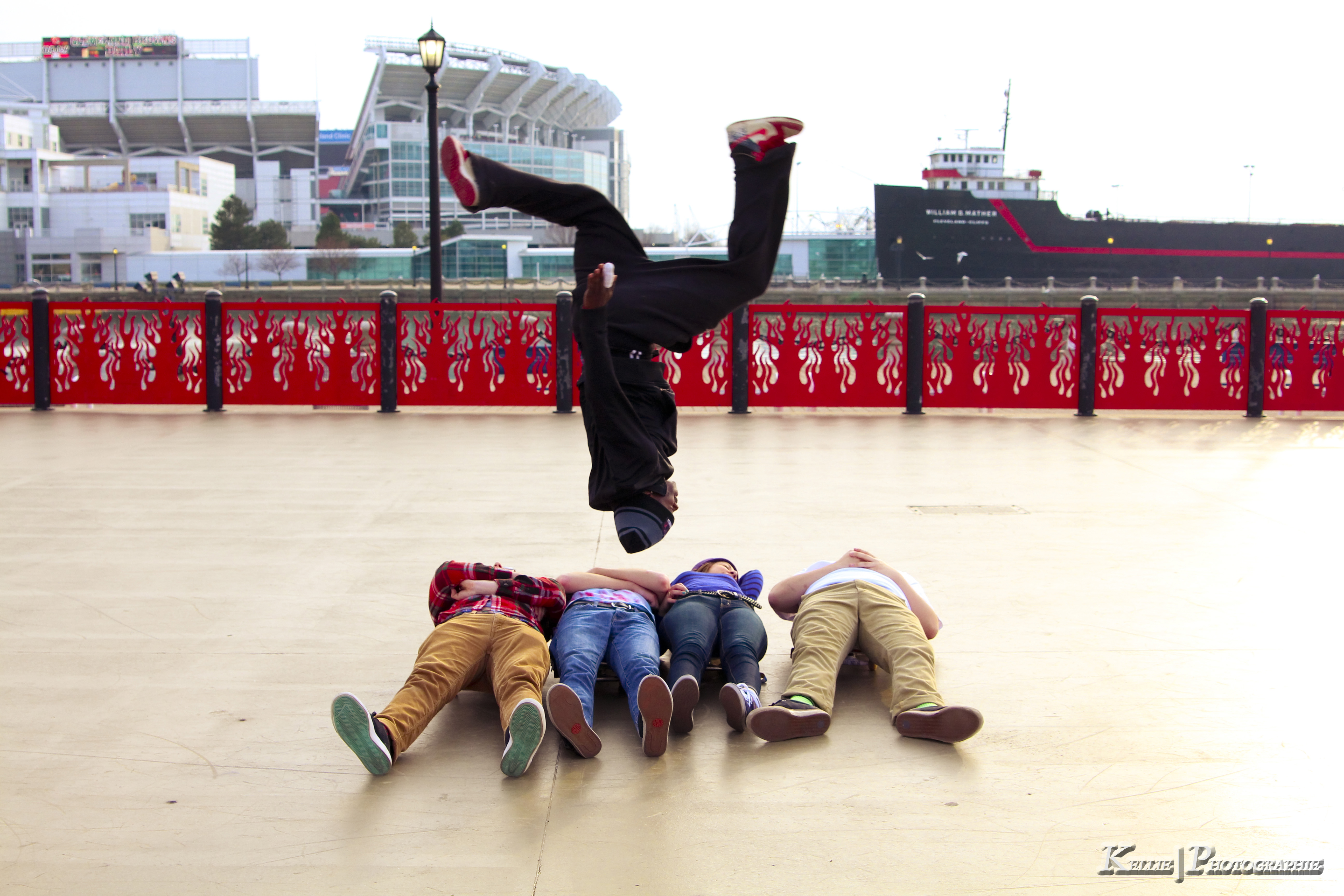 Breakdance Photoshoot