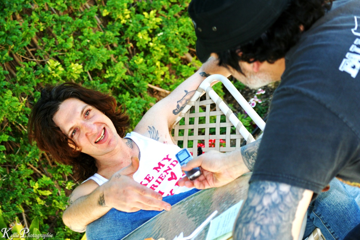 Mickey Avalon Interview