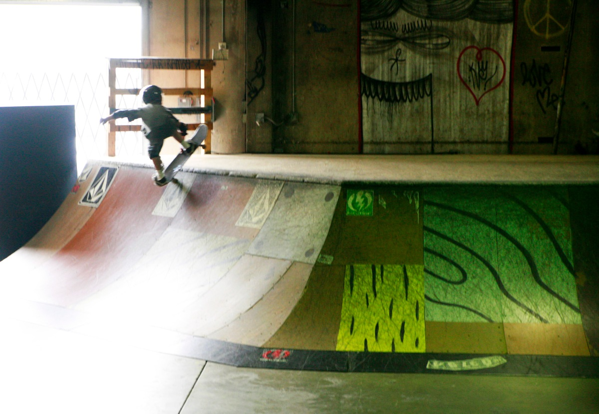 Indoor Volcom - CA